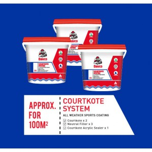 DAVCO COURTKOTE BUNDLE