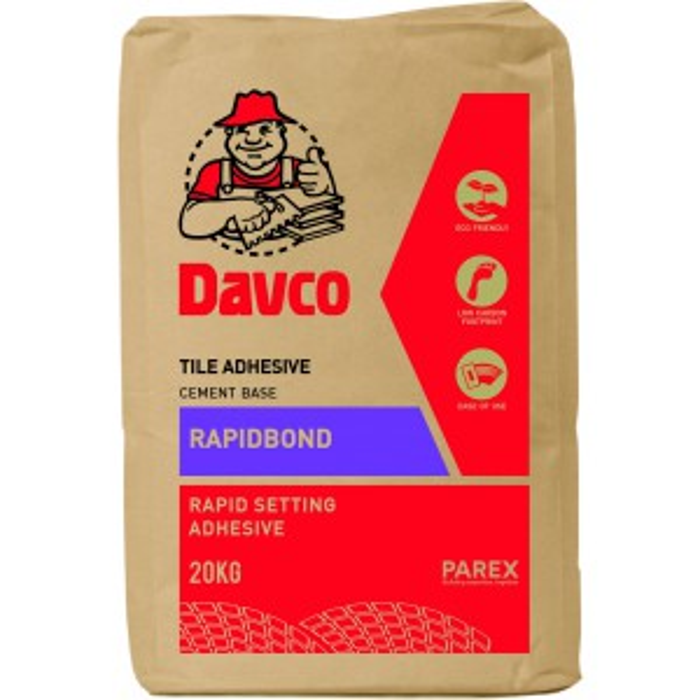 DAVCO  RAPIDBOND GREY (20kg)
