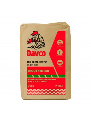 DAVCO GROUT 180 ECO (25kg)