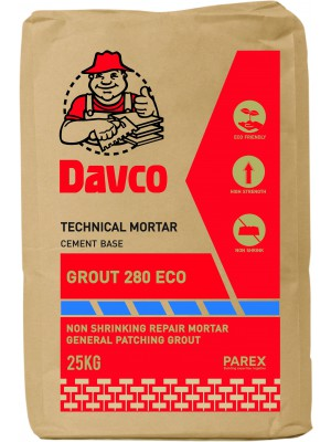 DAVCO GROUT 280 ECO (25kg)