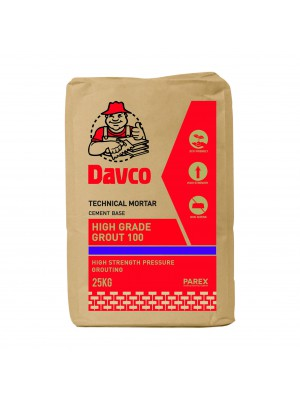 DAVCO HIGH GRADE GROUT 100 (25kg)