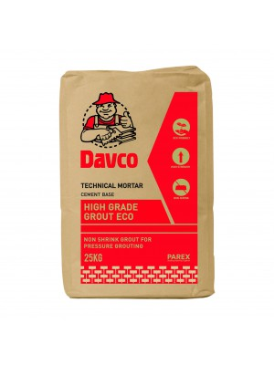 DAVCO HIGH GRADE GROUT ECO (25kg)