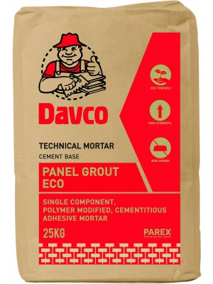 DAVCO PANEL GROUT ECO (25kg)