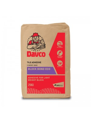 DAVCO BLOCK BOND ECO (25kg)