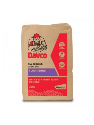 DAVCO FLOOR BOND GREY (25kg)