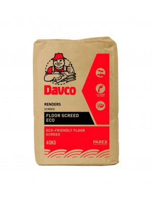 DAVCO FLOOR SCREED ECO (40kg)