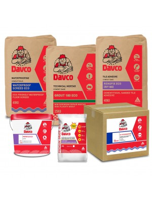 DAVCO BATHROOM HOME WARRANTY SYSTEM