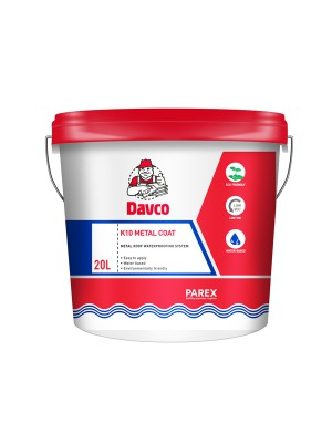 DAVCO K10 METAL COAT (20L) GREY