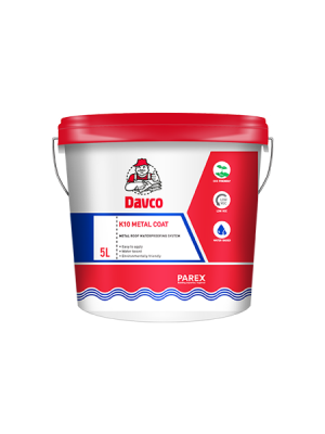 DAVCO K10 METAL COAT (5L) GREY
