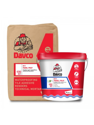 DAVCO K11 PANEL PRUF (42kg set)