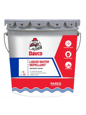 DAVCO LIQUID WATER REPELLENT (20 litres)