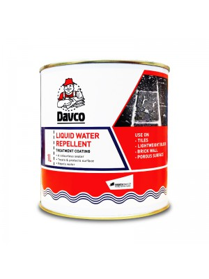 DAVCO LIQUID WATER REPELLENT (1litre)
