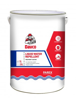 DAVCO LIQUID WATER REPELLENT (5 litres)