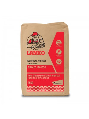 LANKO GROUT 180 ECO (25kg)