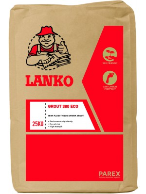 LANKO GROUT 380 ECO (25kg)