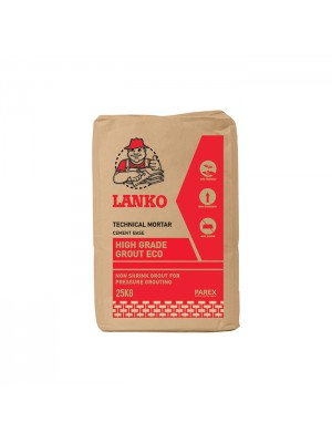 LANKO HIGH GRADE GROUT ECO (25kg)
