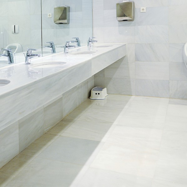 Screeding Bathroom Floor: DAVCO SANITIZED COLOURED GROUT ECO (CFG