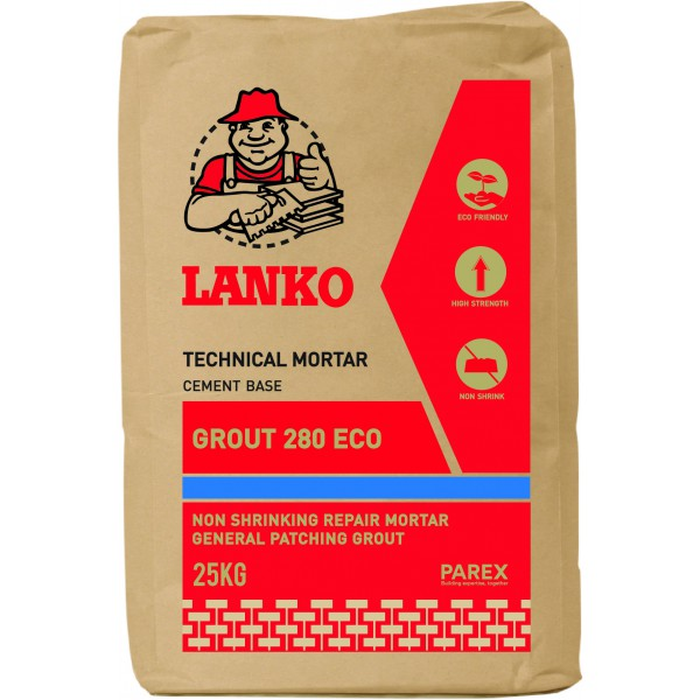 Lanko Grout 280 Eco